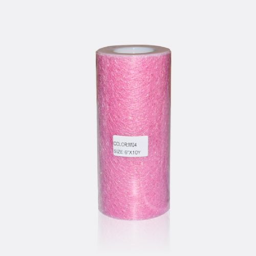 Spider Tulle Pink M 04